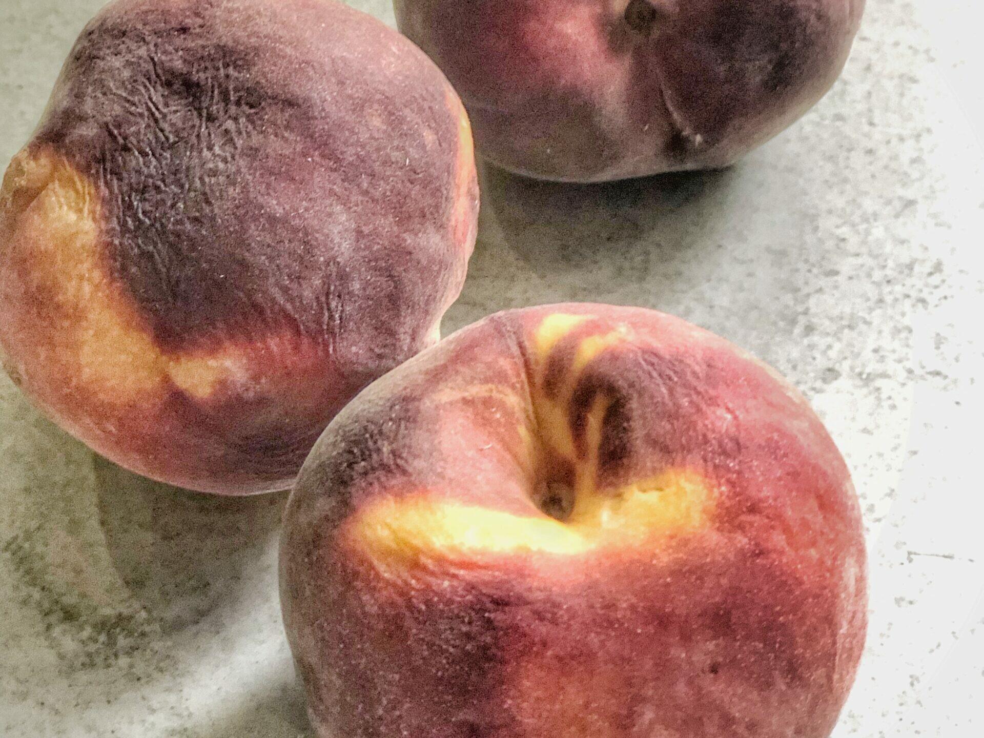 Pfirsiche - so vielfältig